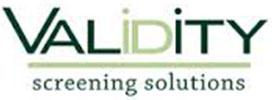 Validity Screening Solutions